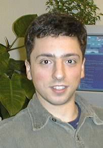 Picture of Sergey Brin
