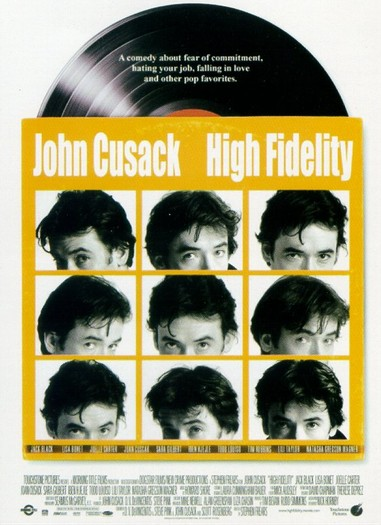 high fidelity HIgh Fidelity